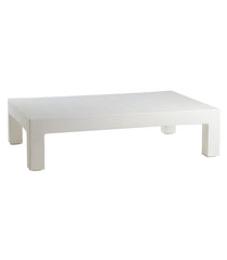 Vondom Jut Coffee Table - White
