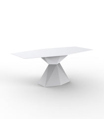 Vondom Vertex Table Solid Surface - White