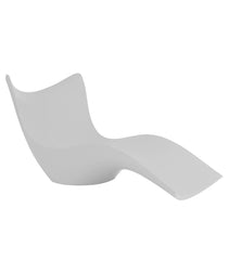 Vondom Surf Sun Chaise - White