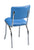 "Regal Seating 18"" Retro Diner Chair -V-Back 513v - YourBarStoolStore + Chairs, Tables and Outdoor  - 2"