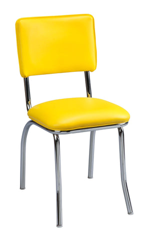 "Regal Seating 18"" Retro Diner Chair 513"
