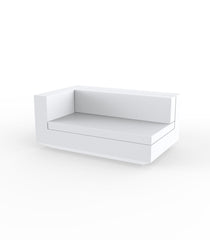Vondom Vela Sectional Sofa XL Right - White