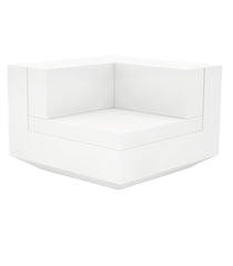 Vondom Vela Sectional Sofa Corner - White