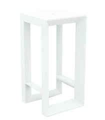 Vondom Frame Bar Table - White