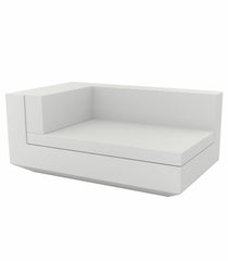 Vondom Vela Sectional Chaiselongue Left - White