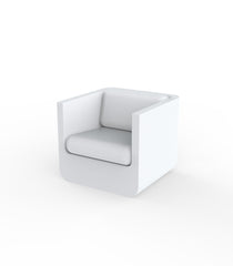 Vondom Ulm Lounge Chair - White