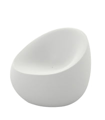 Vondom Stone Lounge Chair - White