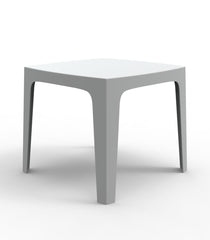 Vondom Solid Dining Table - White