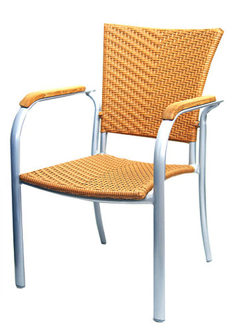 Commercial Chair Model 551AH honey