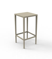 Vondom Spritz Bar Table - Ecru