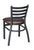 "Regal Seating 24"" Steel, Nesting Chair (Can Nest Up To 4 Chairs High) 616 - YourBarStoolStore + Chairs, Tables and Outdoor  - 2"