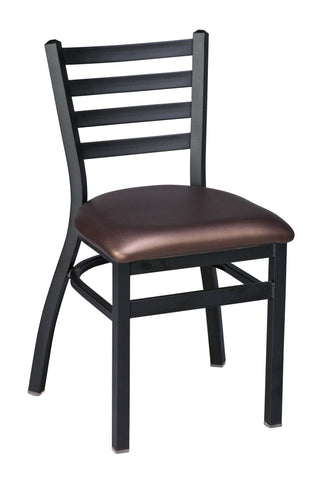 "Regal Seating 24"" Steel, Nesting Chair (Can Nest Up To 4 Chairs High) 616"