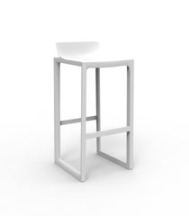 Vondom Wall Street Bar Stools - White