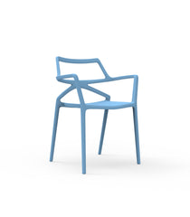 Vondom Delta Chair - Blue
