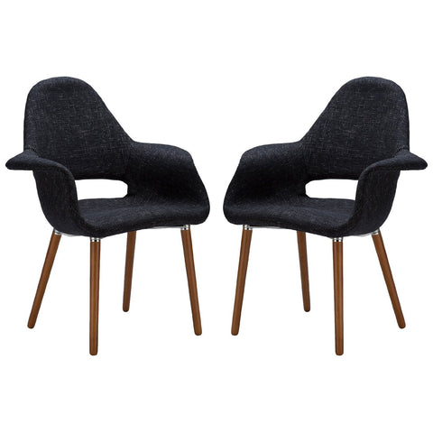 Barclay Dining Chair in Black (Set of 2) EM-141-X2