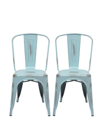 Chair AE3535-AntBlue