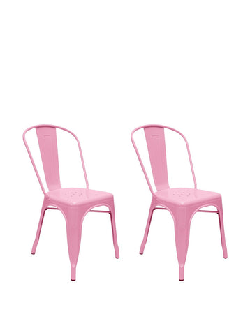 Chair AE3535-36-Pink-2