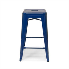 Aeon Galaxy Counter Stool  Bar Stool AE3503-26-40-Navy (Set of 2) - YourBarStoolStore + Chairs, Tables and Outdoor