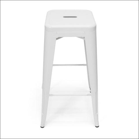 Aeon Galaxy Barstool  Bar Stool AE3503-30-10-White  (Set of 2)