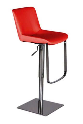 Bellini 21 31 Inch Barstool  CELEB BS RED