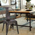 Bronze Metal Stacking Dining Chairs (Set of 2) - YourBarStoolStore + Chairs, Tables and Outdoor  - 5