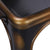 Antique Copper Metal Barstool With Back (Set of 2) - YourBarStoolStore + Chairs, Tables and Outdoor  - 5
