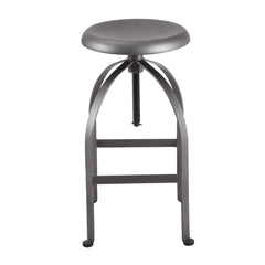 Adjustable Logan Metal Stool