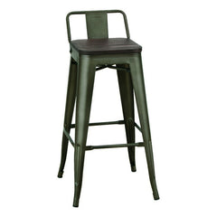"30"" Height Metal Bar Stools - YourBarStoolStore + Chairs, Tables and Outdoor  - 1"
