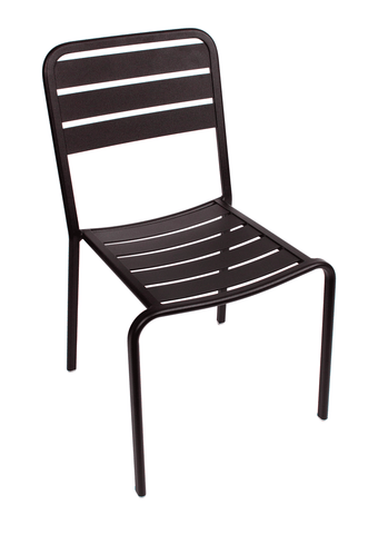 Commercial Side Chair Vista Black