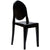 Burton Side Chair In Black (Set of 2) EM-102-X2 - YourBarStoolStore + Chairs, Tables and Outdoor  - 3
