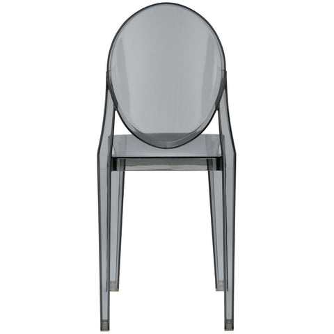 Burton Side Chair In Smoke EM-102