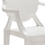 Burton Arm Chair In White (Set of 2)  EM-103-X2 - YourBarStoolStore + Chairs, Tables and Outdoor  - 4