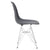 Padget Side Chair in Grey (Set of 2) EM-104-CRM-X2 - YourBarStoolStore + Chairs, Tables and Outdoor  - 2