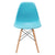 Vortex Side Chair in Aqua EM-105-NAT - YourBarStoolStore + Chairs, Tables and Outdoor  - 3