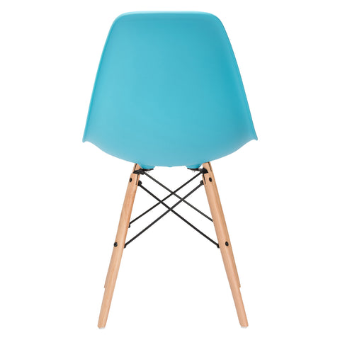 Vortex Side Chair in Aqua EM-105-NAT