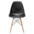 Vortex Side Chair in Black EM-105-NAT - YourBarStoolStore + Chairs, Tables and Outdoor  - 3