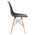 Vortex Side Chair in Black EM-105-NAT - YourBarStoolStore + Chairs, Tables and Outdoor  - 2