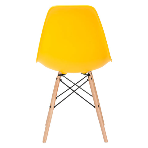 Vortex Side Chair in Yellow EM-105-NAT