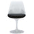 Daisy Side Chair in Black EM-106 - YourBarStoolStore + Chairs, Tables and Outdoor  - 4