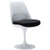 Daisy Side Chair in Black EM-106 - YourBarStoolStore + Chairs, Tables and Outdoor  - 3