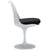 Daisy Side Chair in Black EM-106 - YourBarStoolStore + Chairs, Tables and Outdoor  - 2