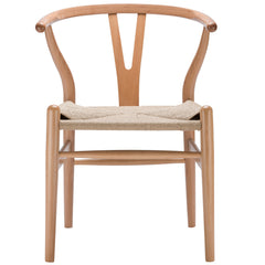 Weave Chair in Natural  EM-109 - YourBarStoolStore + Chairs, Tables and Outdoor
