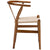 Weave Chair in Walnut EM-109 - YourBarStoolStore + Chairs, Tables and Outdoor  - 2