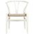 Edgemod Weave Chair in White (Set of 2) EM-109-X2 - YourBarStoolStore + Chairs, Tables and Outdoor  - 4