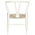 Edgemod Weave Chair in White (Set of 2) EM-109-X2 - YourBarStoolStore + Chairs, Tables and Outdoor  - 2