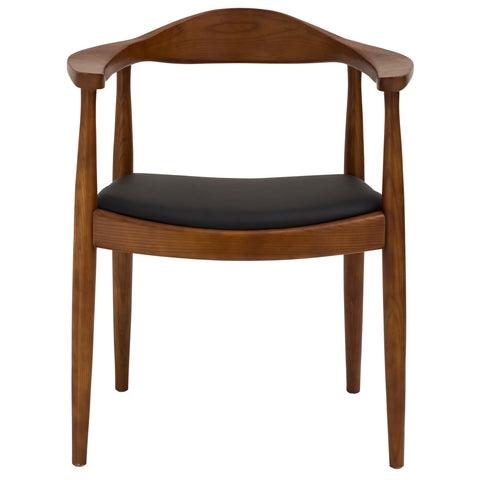 Kennedy Arm Chair in Walnut EM-115