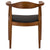 Kennedy Arm Chair in Walnut EM-115 - YourBarStoolStore + Chairs, Tables and Outdoor  - 5