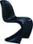 S Chair in Black EM-117 - YourBarStoolStore + Chairs, Tables and Outdoor  - 6