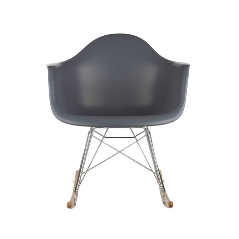 Rocker Lounge Chair in Grey EM-121
