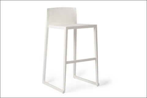 Hanna Bar Stool (29 inch) - OS0007 WHITE OS-12B-01